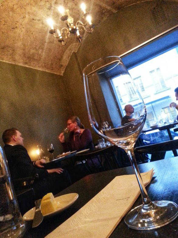 Hel Yeah! Sumptuous eating out in Helsinki.